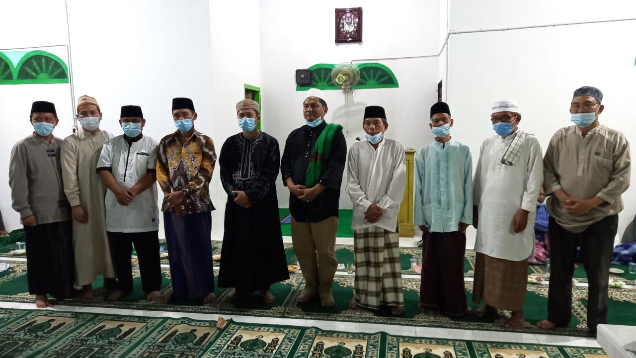KAHMI Bersama Wabup Silaturahmi ke Desa Tanjung Baru