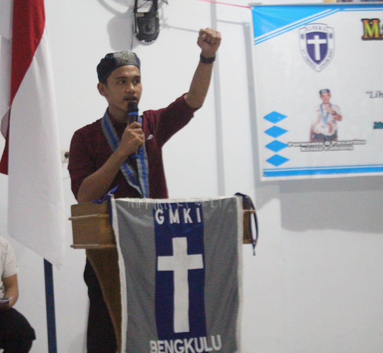 GMKI: Pemerintah Harus Segera Percepat Penyelesaian Covid-19